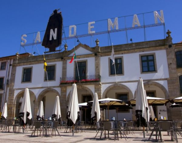 The House of Sandeman