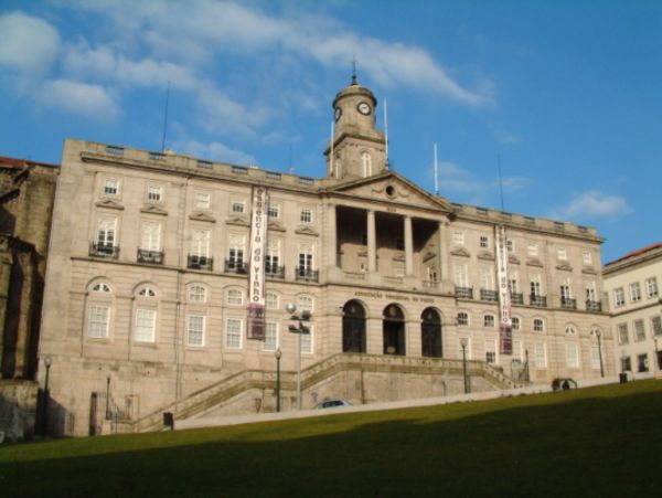 Bolsa Palace