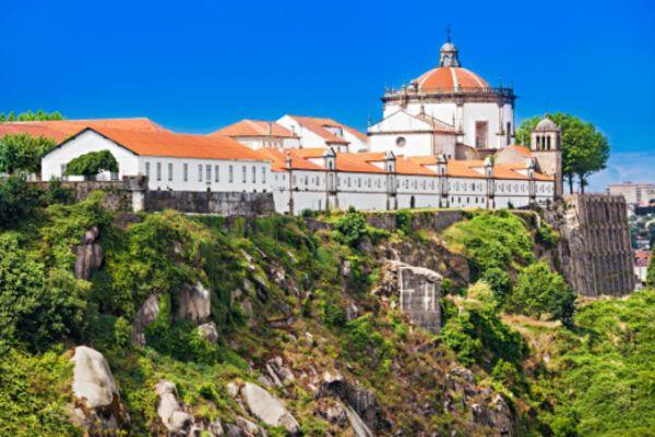 Serra do Pilar Monastery