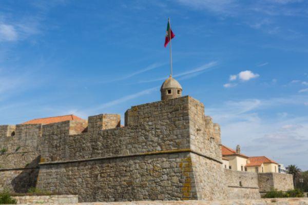 Saint Francisco Xavier Fortress (Queijo Castle)