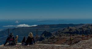 Miradouro do Pico Ruivo
