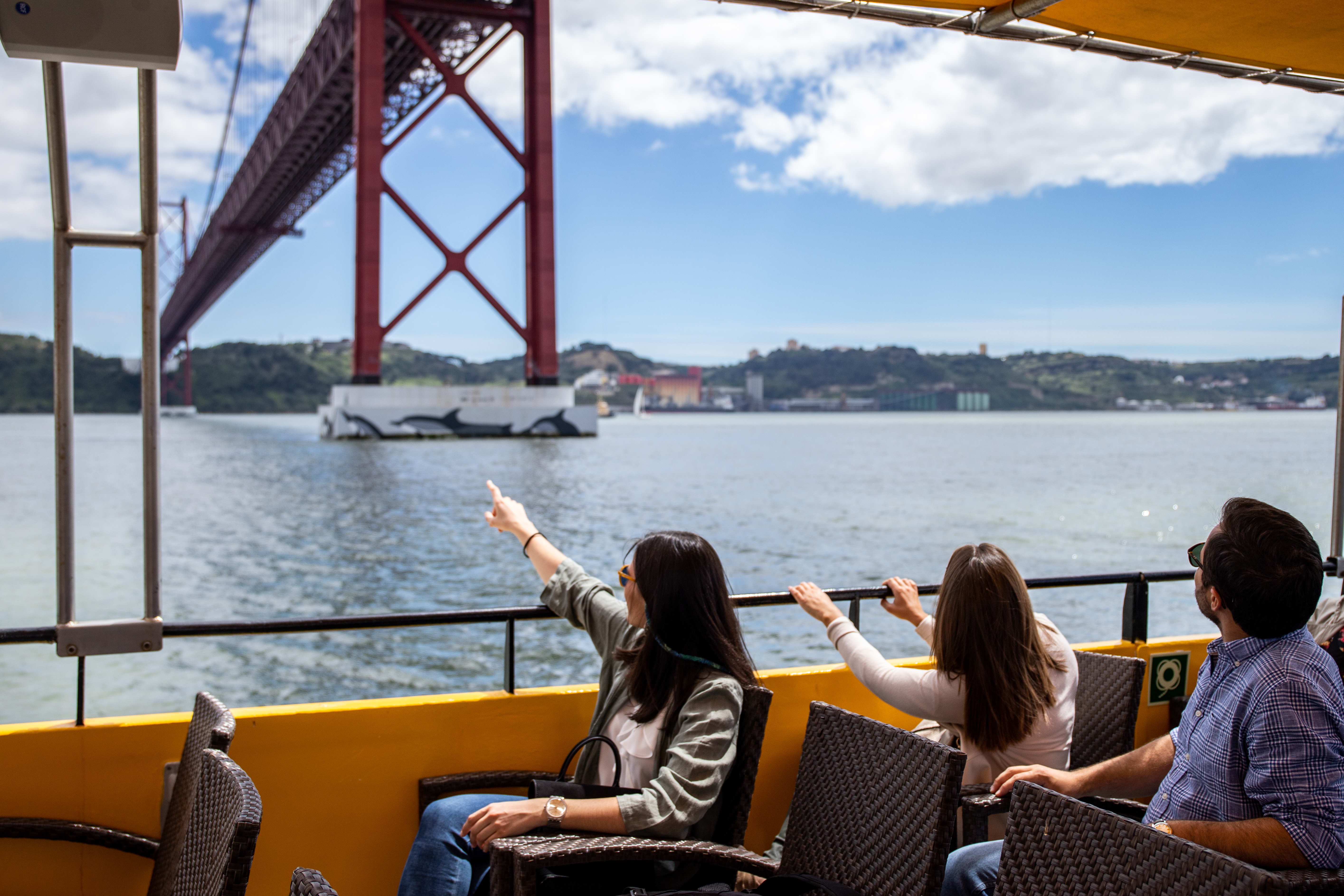 CRUISE ON THE TAGUS FOR GROUPS